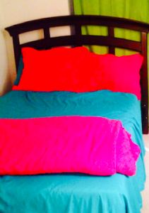 color bed